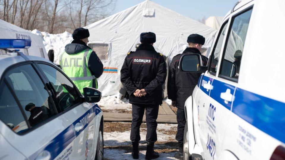 Полиция. Участковые