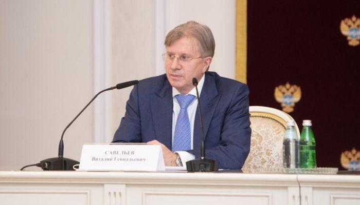 Новый глава минтранса Виталий Савельев заболел коронавирусом