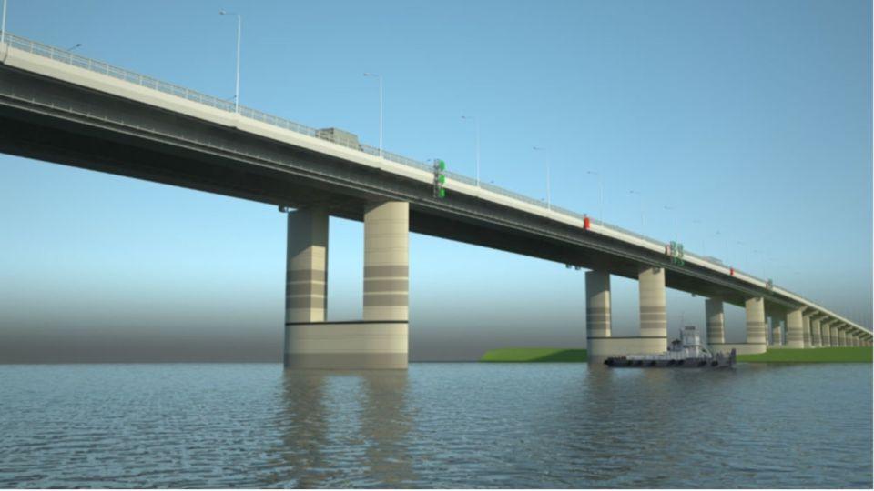 В регионе готовят земли под строительство обхода Барнаула с мостом через Обь