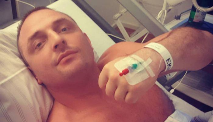 Эдгард Запашный рассказал о состоянии брата после госпитализации