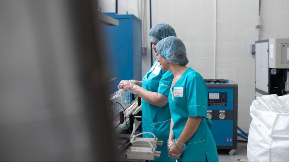 В Алтайском крае получили 30 аппаратов ИВЛ и запустили новый томограф