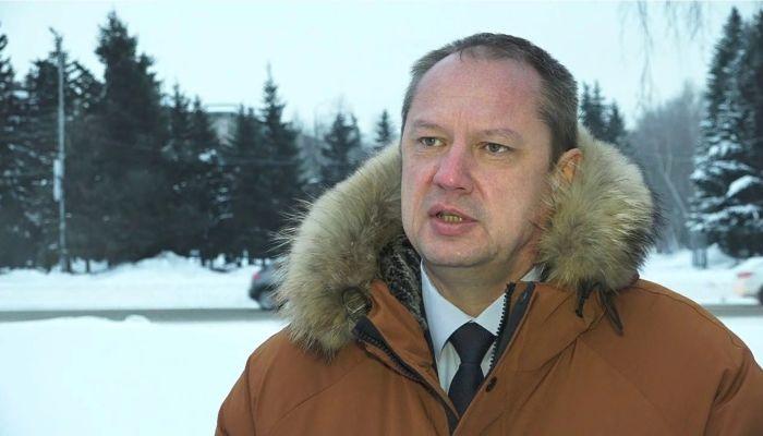 Глава Бийска Александр Студеникин повторно заболел коронавирусом