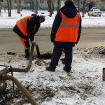 Семь пятиэтажек Барнаула остались без воды из-за аварии