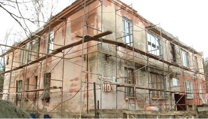 Коммунальный патруль: смертельно опасный дом и беды с дорогами
