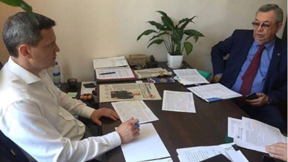 Бывший бизнес-омбудсмен края будет работать в команде Даниила Бессарабова