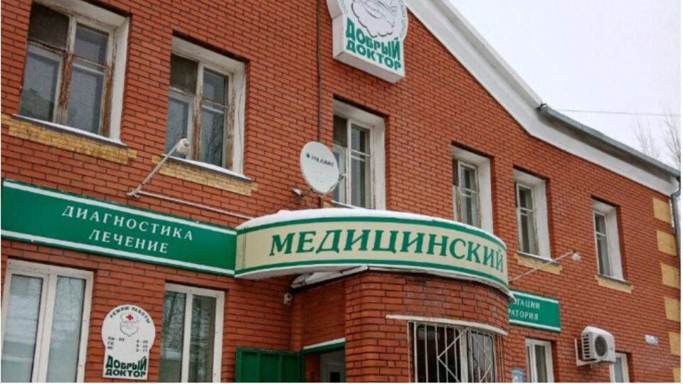 """В Барнауле задержали директора сети клиник """"Добрый доктор"""""""