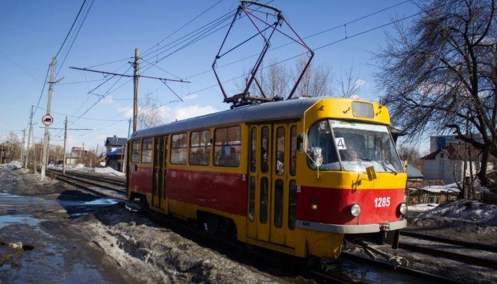 Алтайскому краю перепало от Москвы десять подержанных трамваев