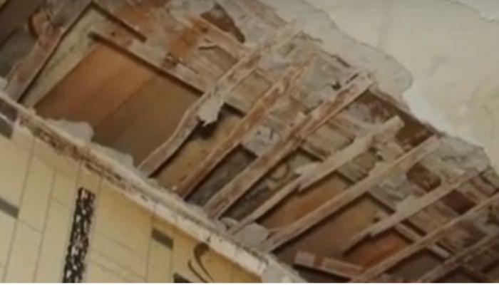 Прокуратура взялась за проблемный дом на Горе, где обрушился потолок