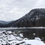 Телецкое, или Туда и обратно: как алтайские блогеры приехали на #ЗимнийАлтай