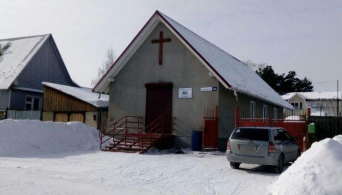 Христиане-баптисты Бийска обратились в суд с иском к мэрии на 2 млн рублей