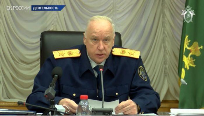 Лень и равнодушие: Бастрыкин раскритиковал ситуацию с жильем сирот на Алтае
