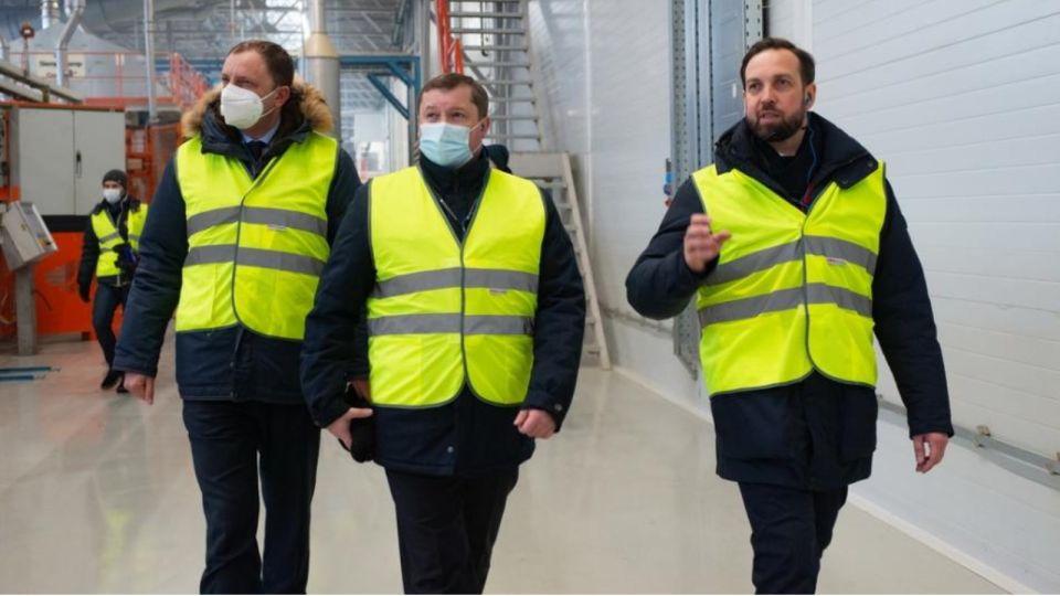 Под Барнаулом начнут выпускать ламинированные плиты МДФ