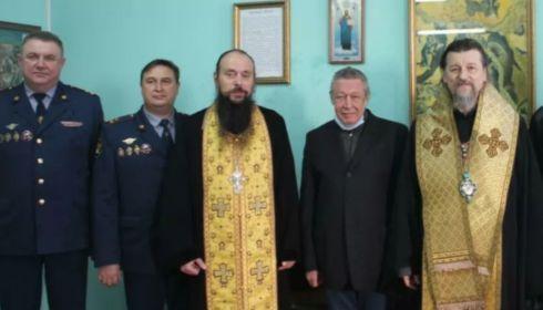Появились фото Михаила Ефремова из белгородского СИЗО