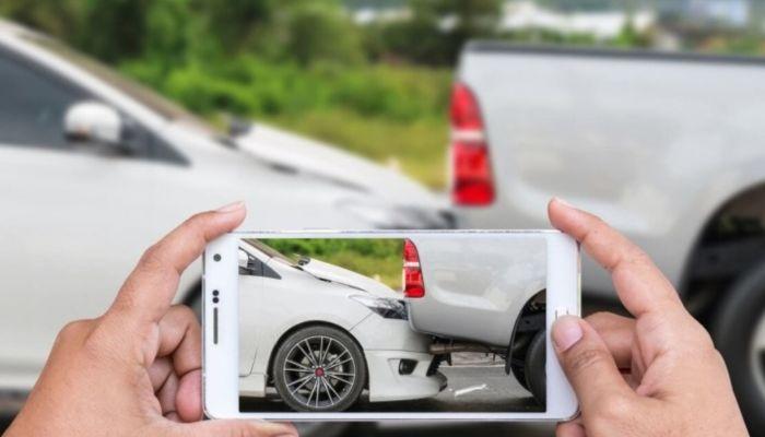 В России заработало мобильное приложение для оформления ДТП