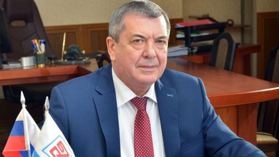 Умер глава Барнаульского станкостроительного завода Виктор Яшкин
