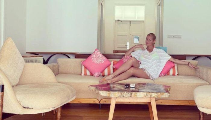 Волочкова рассказала про элитную квартиру, подаренную близким ей олигархом