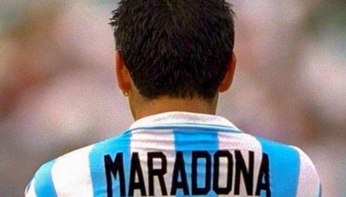 Названа причина смерти легенды футбола Диего Марадоны