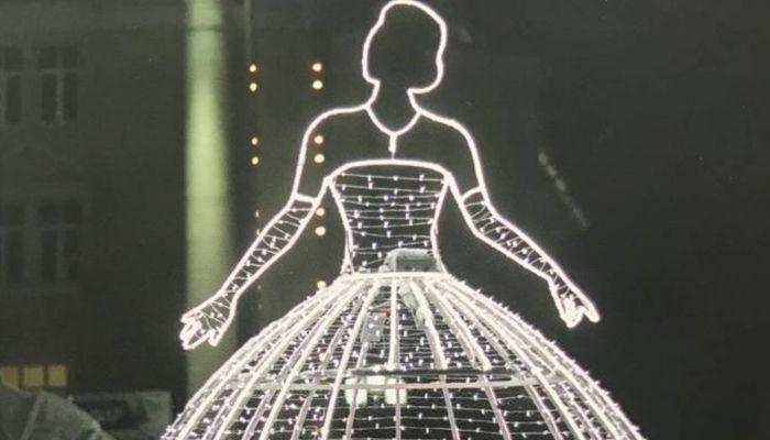 Новые световые украшения появятся на барнаульских улицах к Новому году
