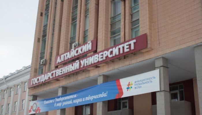 Все соблюдаем: в АлтГУ проигнорировали претензии студентов и отрицают нарушения