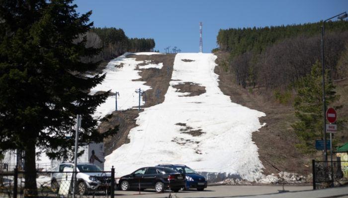 В Белокурихе продают сразу несколько горнолыжных комплексов