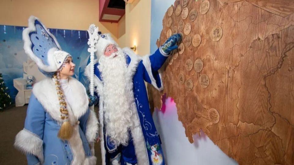 Алтайский Дед Мороз откроет четыре волшебных почты в Барнауле