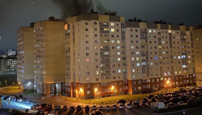 Названа предварительная причина взрыва в доме во Всеволожске