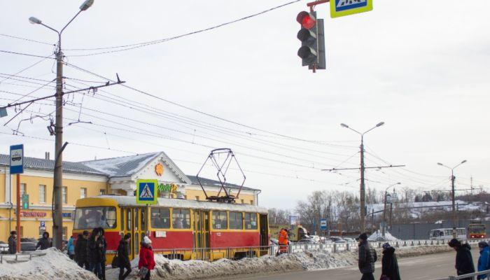 11 новых светофоров установят на улицах Барнаула до конца года