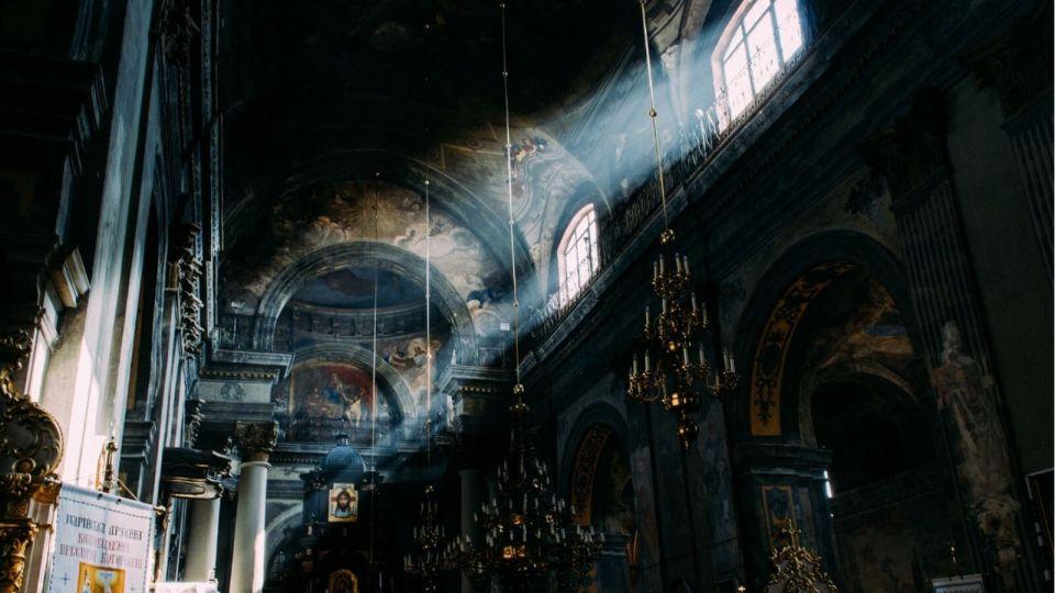 Храм. Церковь. Православие