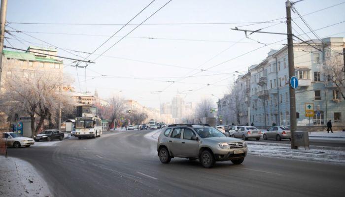 Барнаульцев просят быть аккуратнее на дорогах из-за тумана