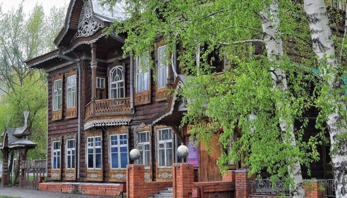 Арестованный памятник культуры в Барнауле выставили на аукцион
