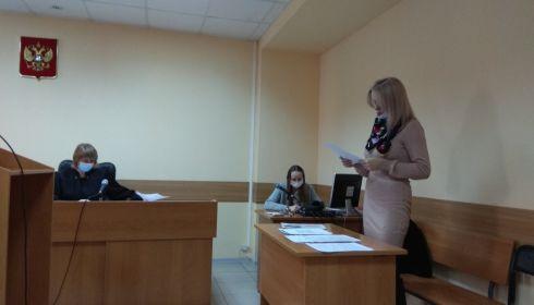 Блогер Пономаренко в суде открестилась от звания главной антимасочницы