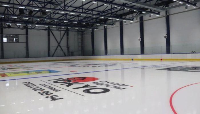 Ледовый дворец Гимаев Арена откроется в Рубцовске 4 декабря