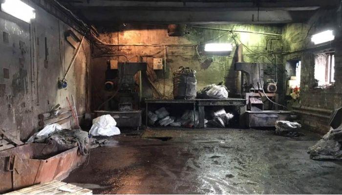 3 млн рублей ущерба: свинцовый шлак 1,5 года выбрасывали в центре Бийска