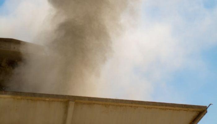 Подрядчика алтайского вуза оштрафовали за пыльные облака после капремонта