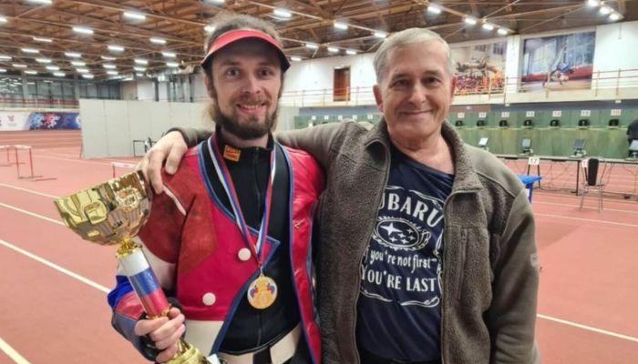 Алтайский спортсмен выиграл Кубок России по стрельбе из пневматического оружия