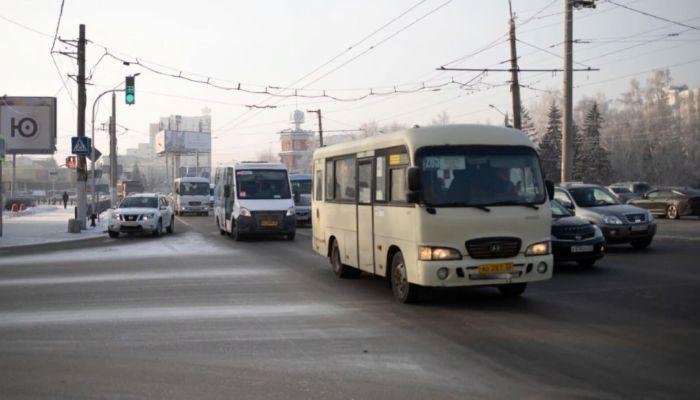 В Барнауле изменится схема движения автобуса №70