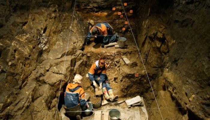 Ученые нашли на Алтае две новые пещеры неандертальцев