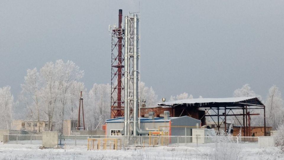"""""""Газпром"""" обеспечил условия для газификации двух сел в Советском районе"""