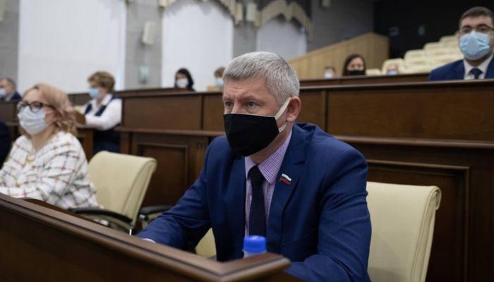 Депутат Барнаульской гордумы Дмитрий Ворсин вышел из ЛДПР из-за атмосферы