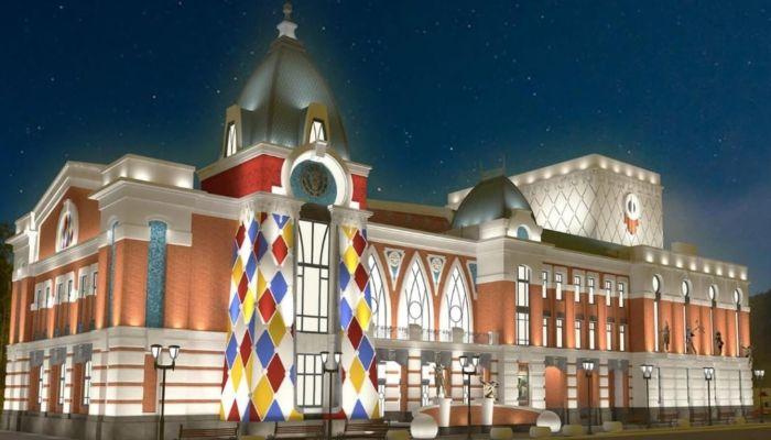 В правительстве назвали дату открытия нового театра кукол Сказка