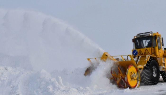 Алтайские дорожники работают в режиме повышенной готовности