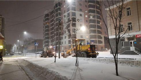 Почти половина месячной нормы осадков выпала за сутки в Барнауле