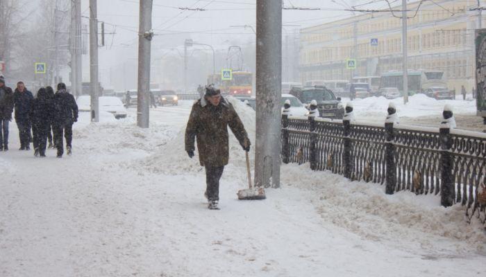 Алтайский край снова накроют снег, ветер и метели