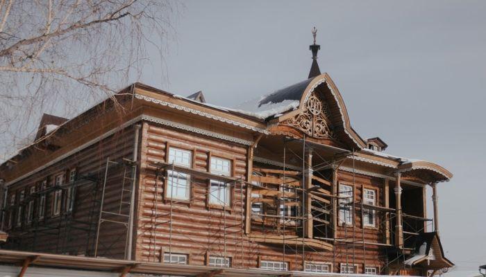 Никому не нужен: торги на деревянное здание ресторана Русский чай сорвались