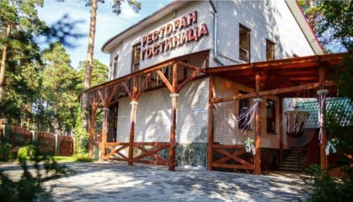 Гостиницу с рестораном продают в Барнауле за 50 млн рублей
