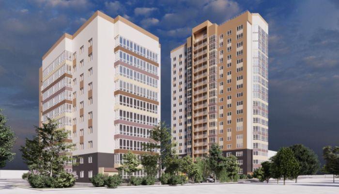 Стало понятно, какой дом построят на ул. Советской Армии вместо старых бараков