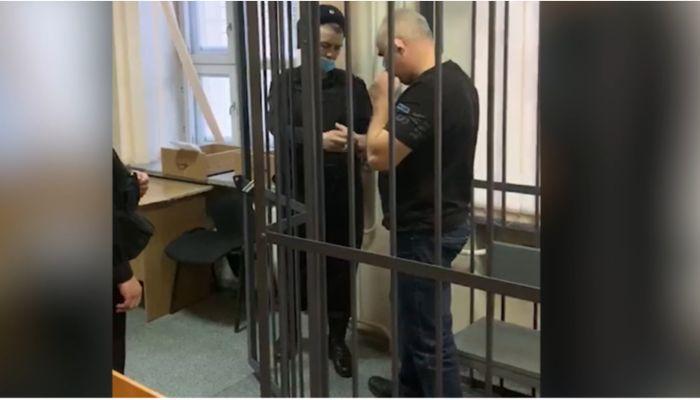 СКР раскрыл подробности задержания главы отдела полиции в Алтайском крае