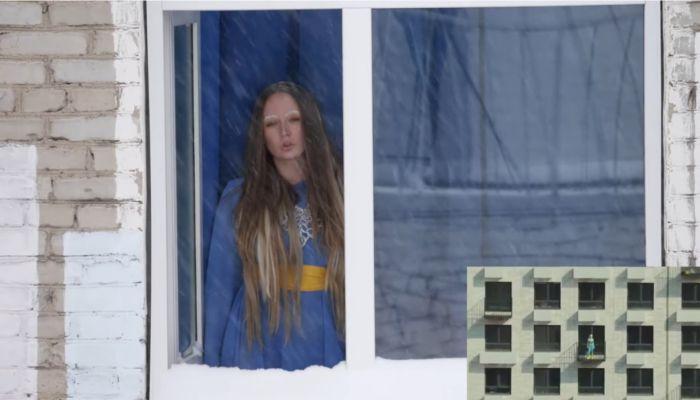 Заключенные в Новосибирске опять спародировали клип – теперь Плачу на техно