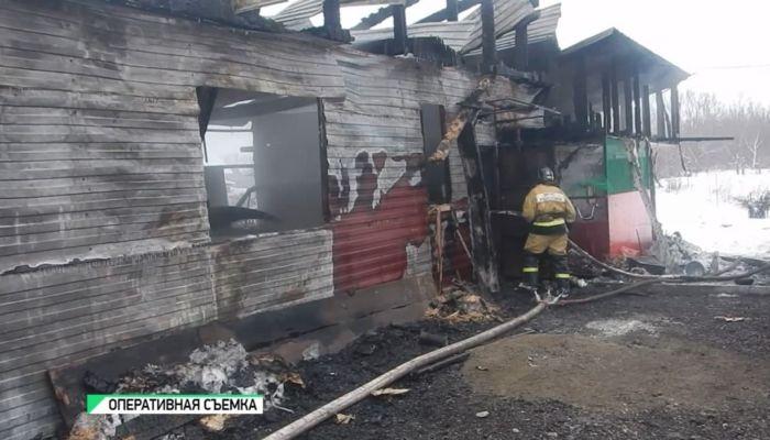 В селе Первомайском Бийского района произошел взрыв газа