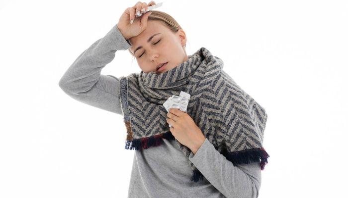 Большинство сибиряков, если заболели, ходят на работу простуженными